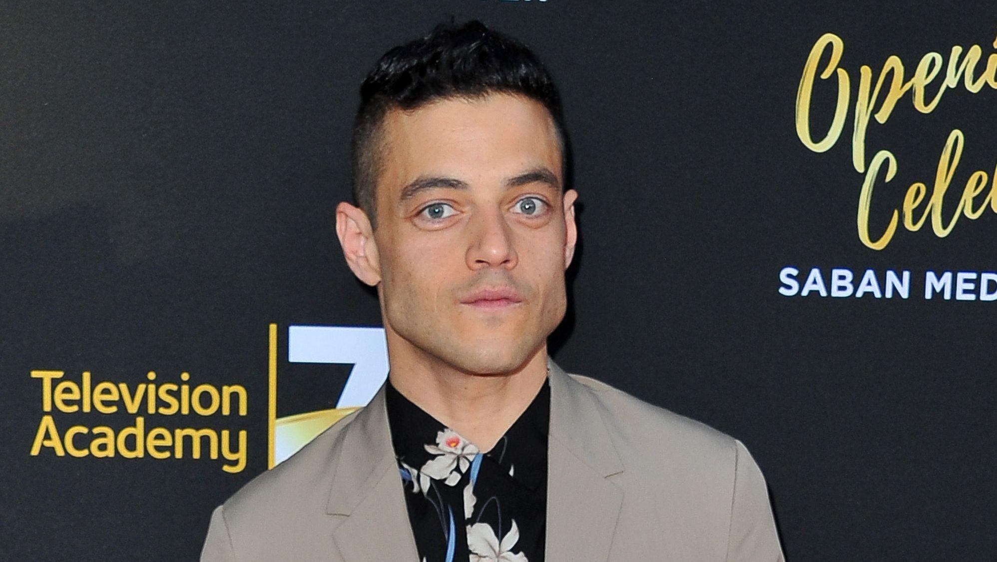 "Bohemian Rhapsody's Rami Malek responds to ""profoundly humbling"" Oscar nomination"