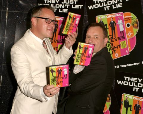 Is Vic Reeves S Big Night Out Actually Coming Back