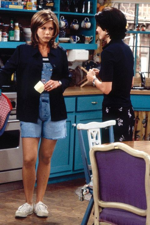 d2405ae45c 13 outfits Rachel from Friends wore that we'd totally still wear today