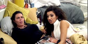 Celebrity Big Brother: Renee Graziano and Chloe Khan