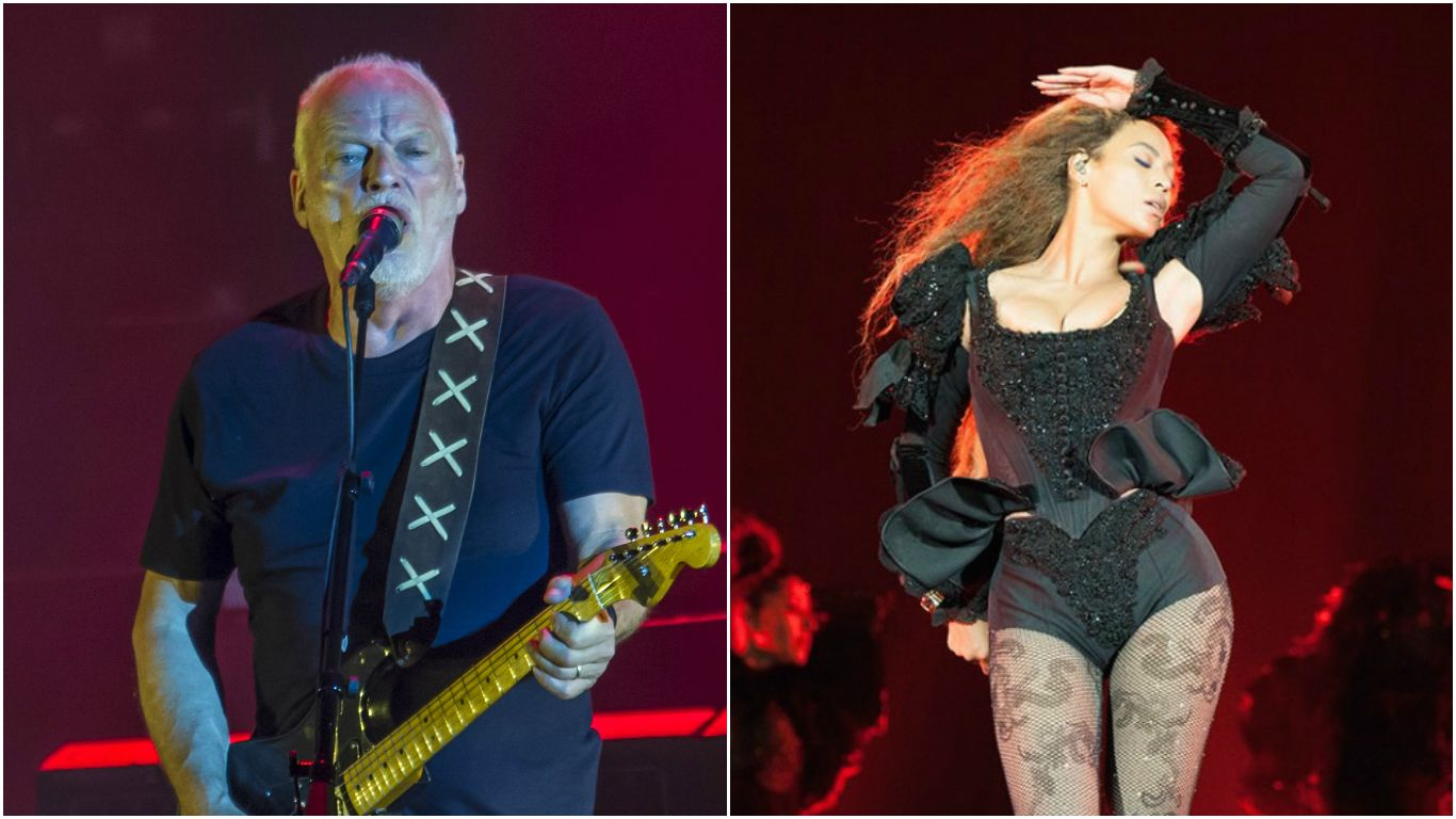Pink Floyds David Gilmour Has Covered All Of Beyoncés