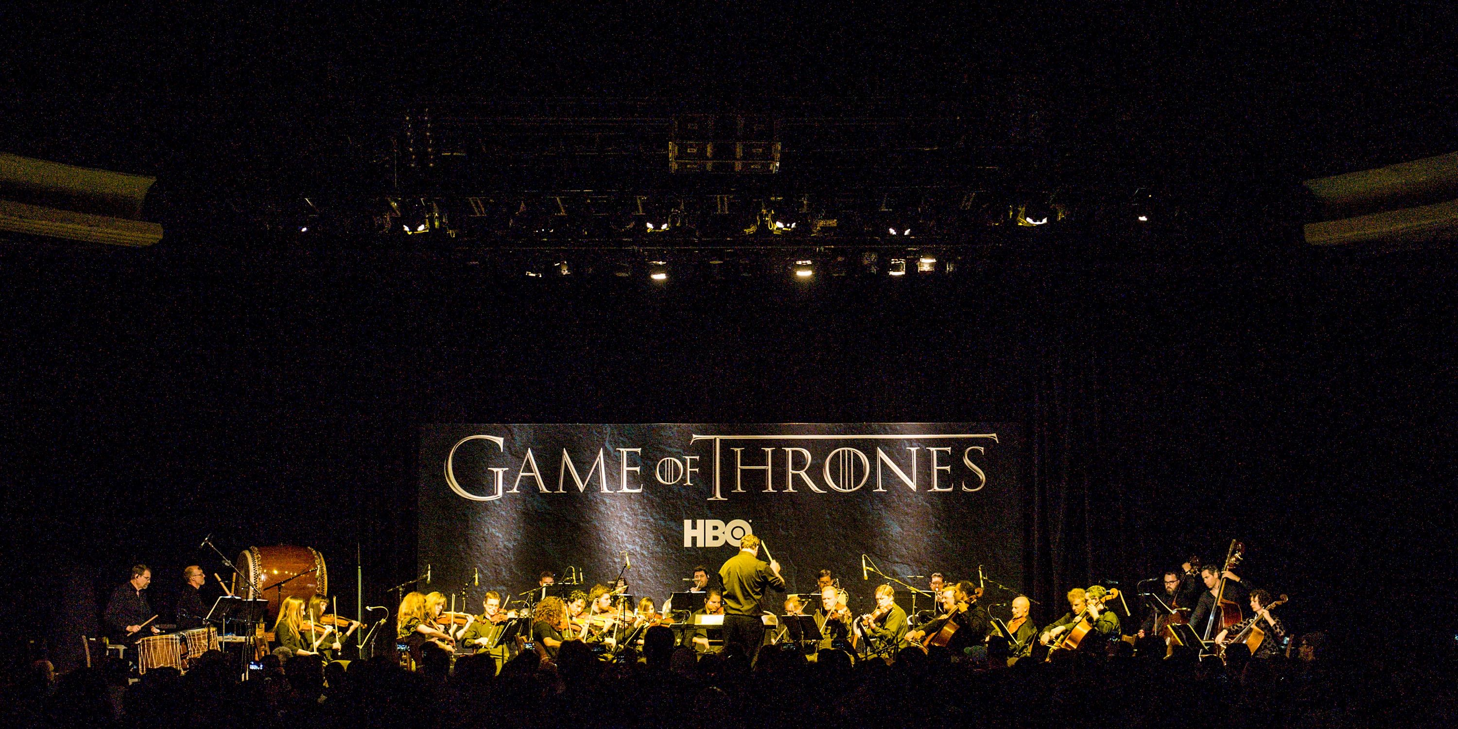 Game of Thrones live concert experience at Hollywood Palladium