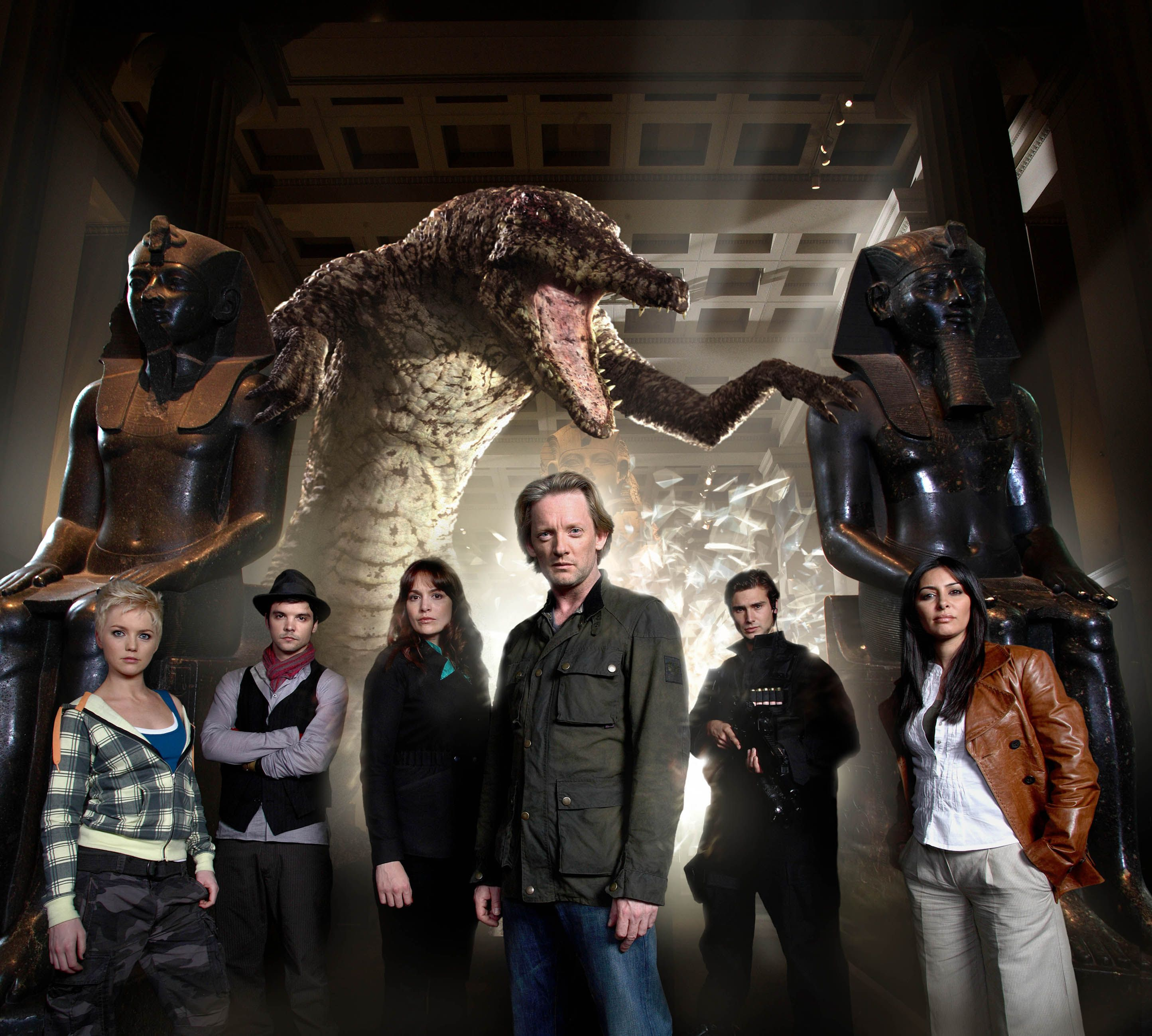 Primeval Just Got Reimagined As An Animated Series Primeval