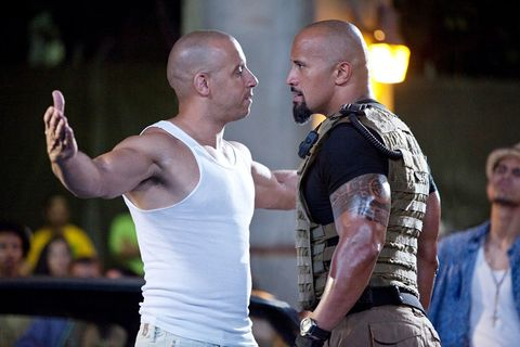 Fast and Furious feuds explained: A timeline of Dwayne Johnson, Vin