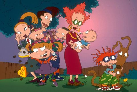 nickelodeon s rugrats is rebooted for tv show and movie
