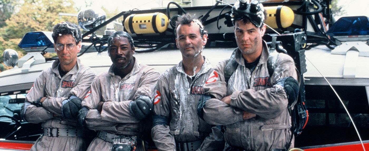 Ghostbusters 2020 director shares new cast photo as filming wraps