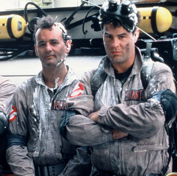 Bill Murray reveals if he'd be in the new Ghostbusters movie