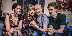 Will Merrick in BBC Three's Fail - Comedy Feeds pilot