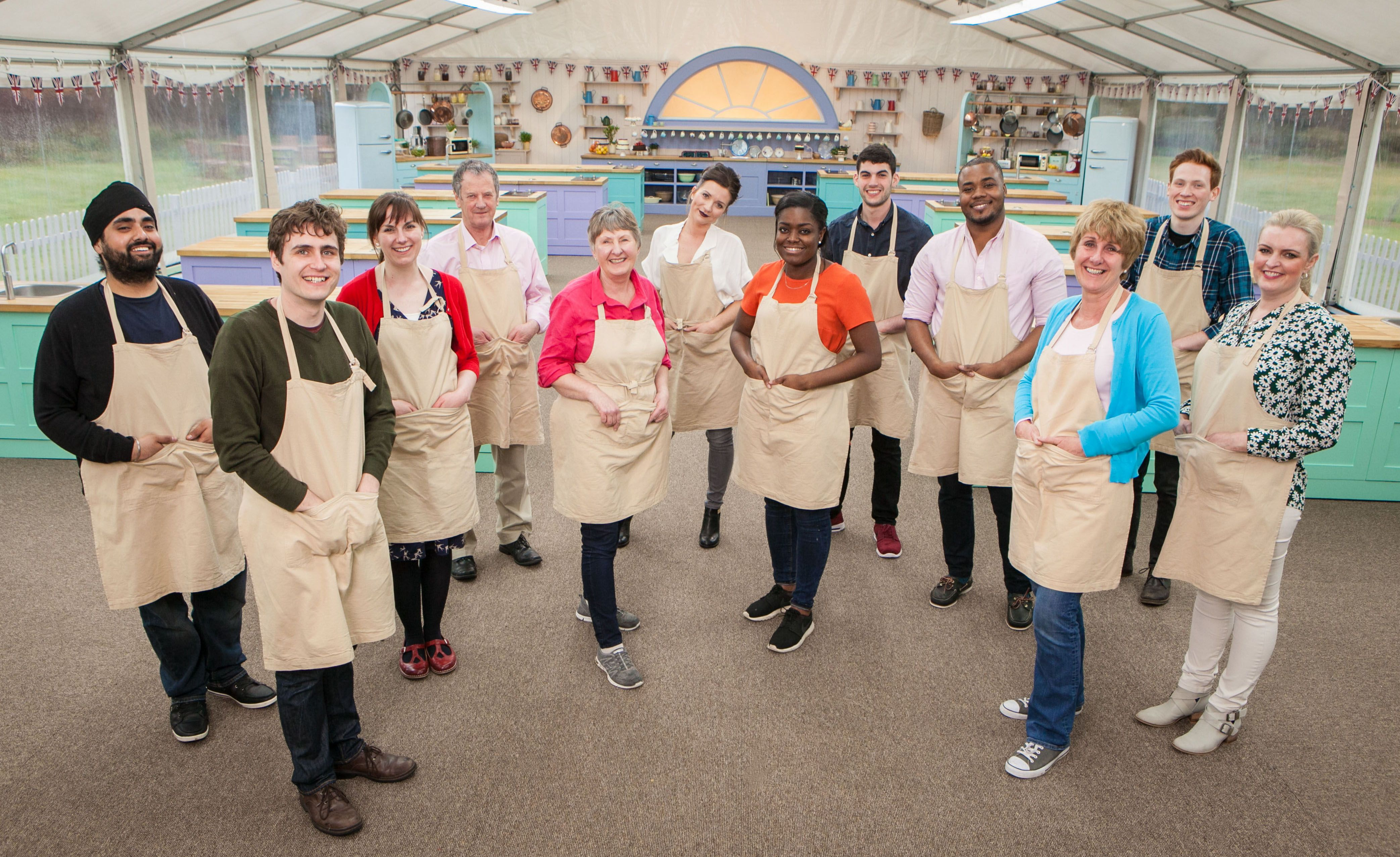 The Great British Bake Off 2016: Meet the 12 contestants taking part this  year, from a nurse to a jet designer