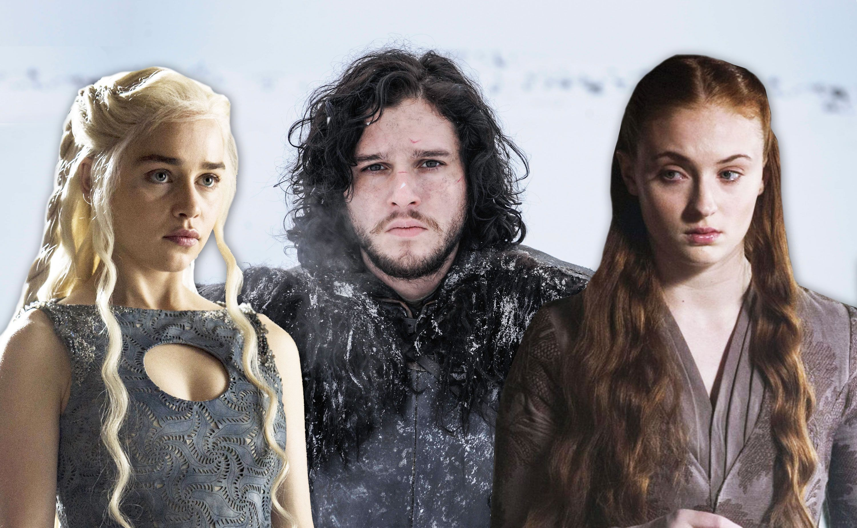 does jon snow and daenerys dating in real life