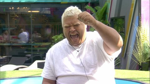 celebrity big brother s heavy d finds love with a 21 year old youtuber after meeting on twitter celebrity big brother s heavy d finds