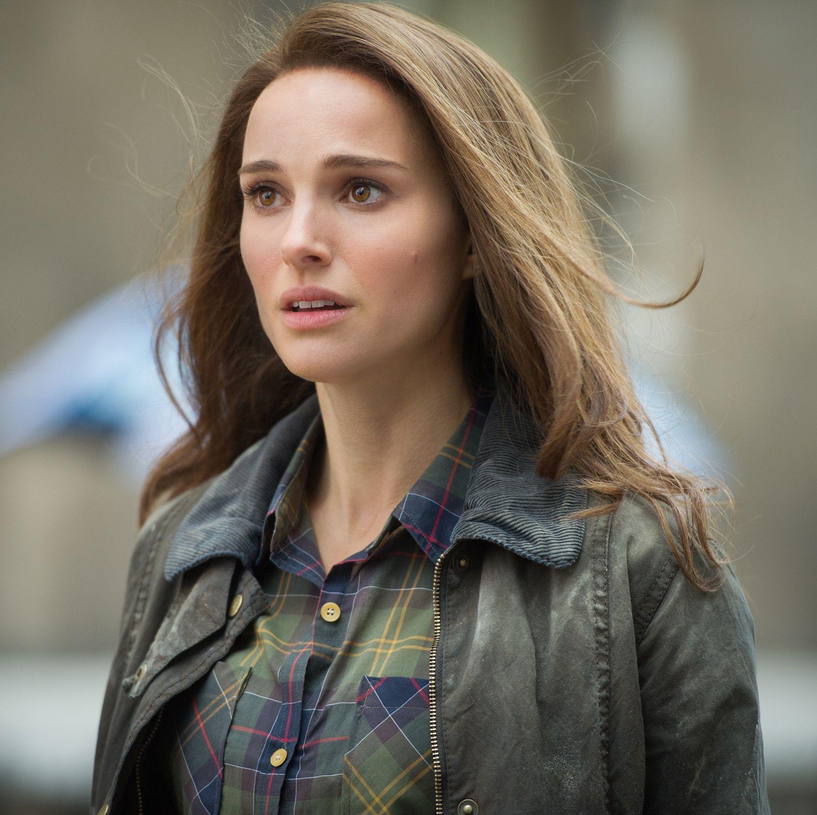 Did Thor's Natalie Portman return for Avengers: Endgame?