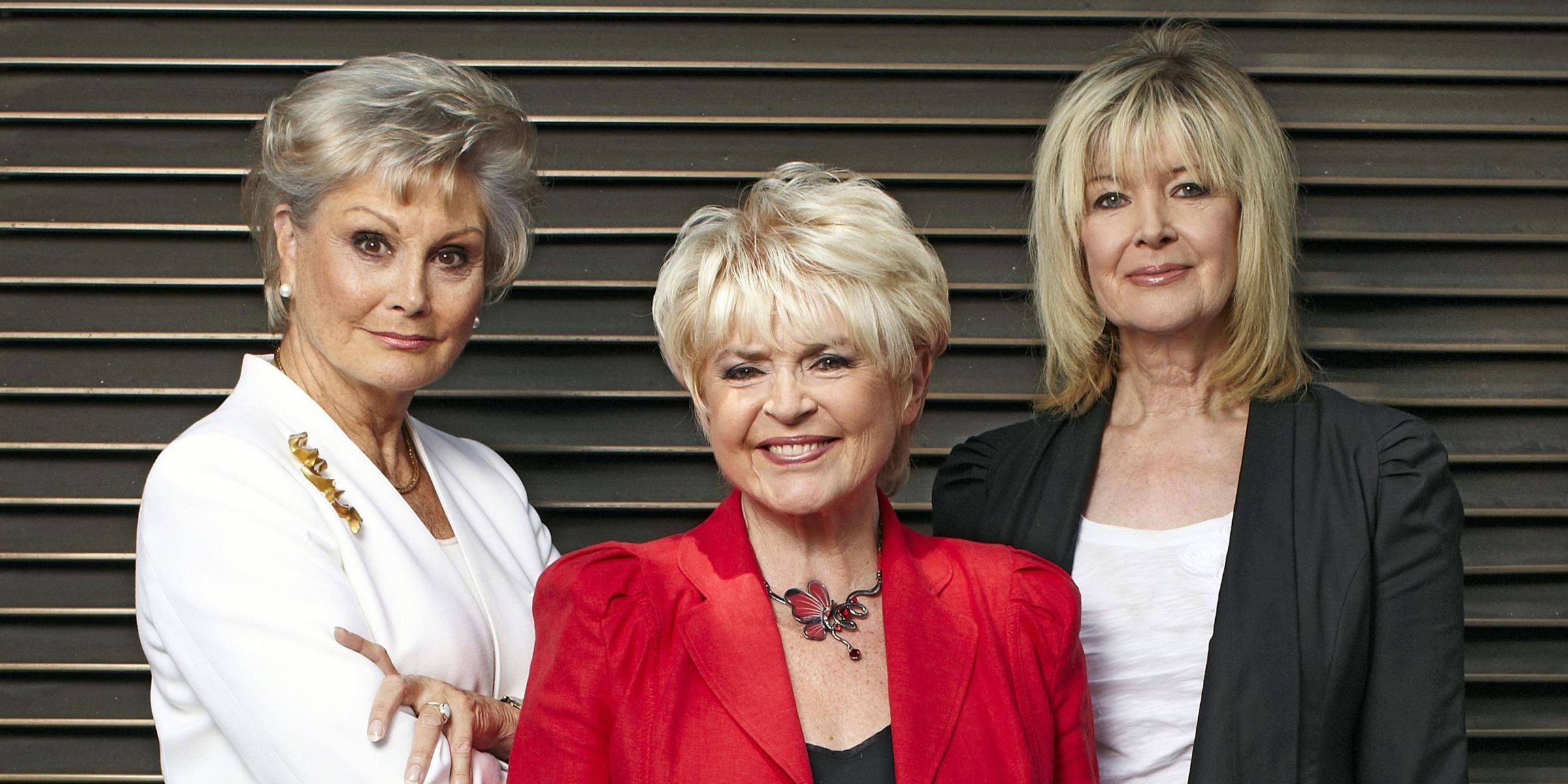 Angela Rippon, Gloria Hunniford, Jennie Bond, Rip Off Britain