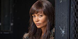 Thandie Newton in TV series Rogue