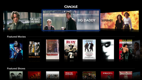 The new Netflix? What the heck is Crackle - and how can you