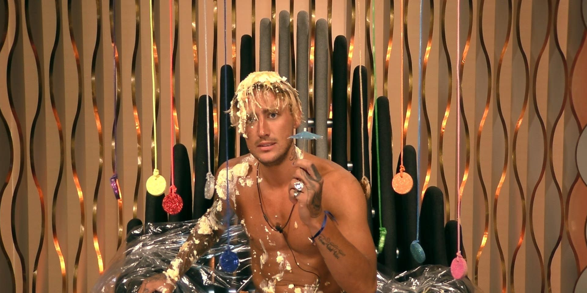 Celebrity Big Brother, CBB, 24th August 2016, Stephen Bear