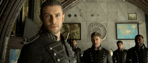 Everything We Learned About Final Fantasy Xv From Watching Kingsglaive