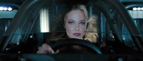 PHOTOSHOP Sarah Harding in Fast and Furious 6