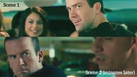 Lucas Black in Fast & Furious