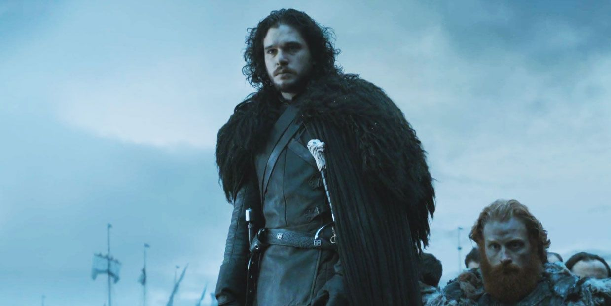 Kit Harington as Jon Snow, Game of Thrones