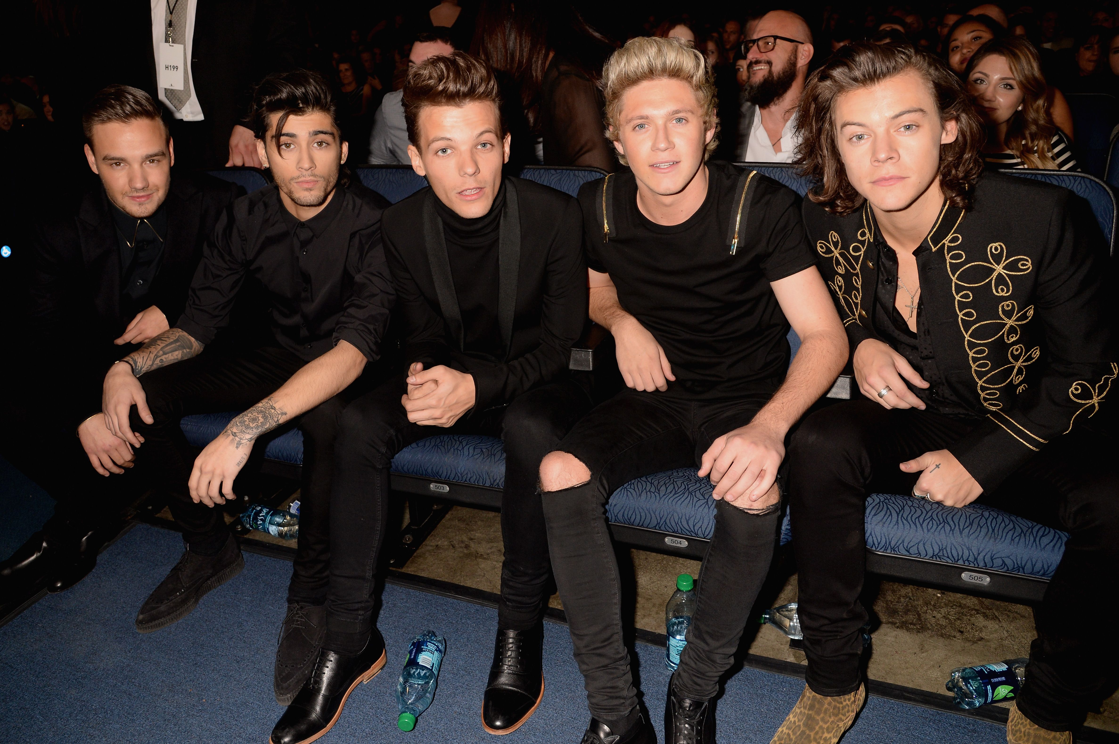 Louis Tomlinson opens up about relationship with One Direction band mates