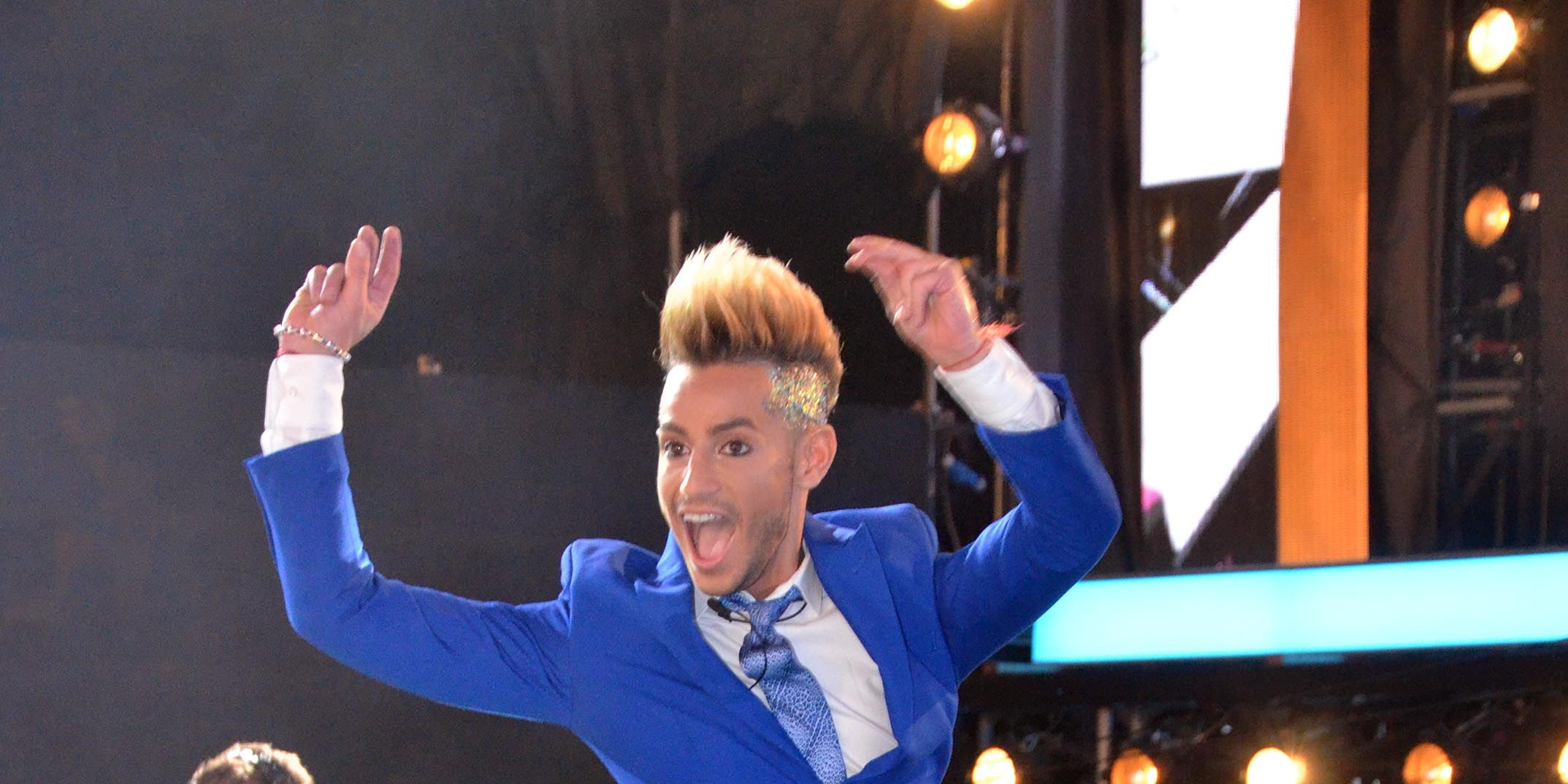 Frankie Grande comes 6th on Big Brother