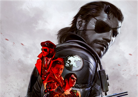 Metal Gear Solid 5 Definitive Edition on the way