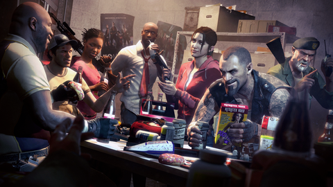 Left 4 Dead 3 release date, characters, maps and everything