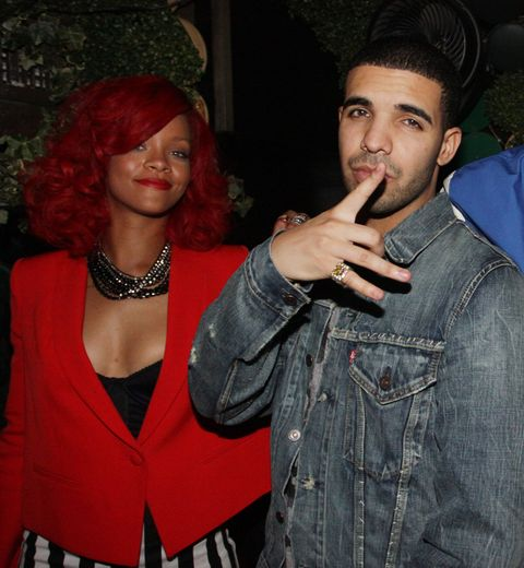 Drake Rihanna Dating 2012