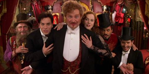 Baz Luhrmann teases Moulin Rouge fans with news
