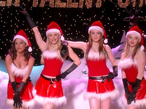 Cast Of A Christmas Kiss.Who Won Mean Girls Ranking The Cast S Post North Shore High