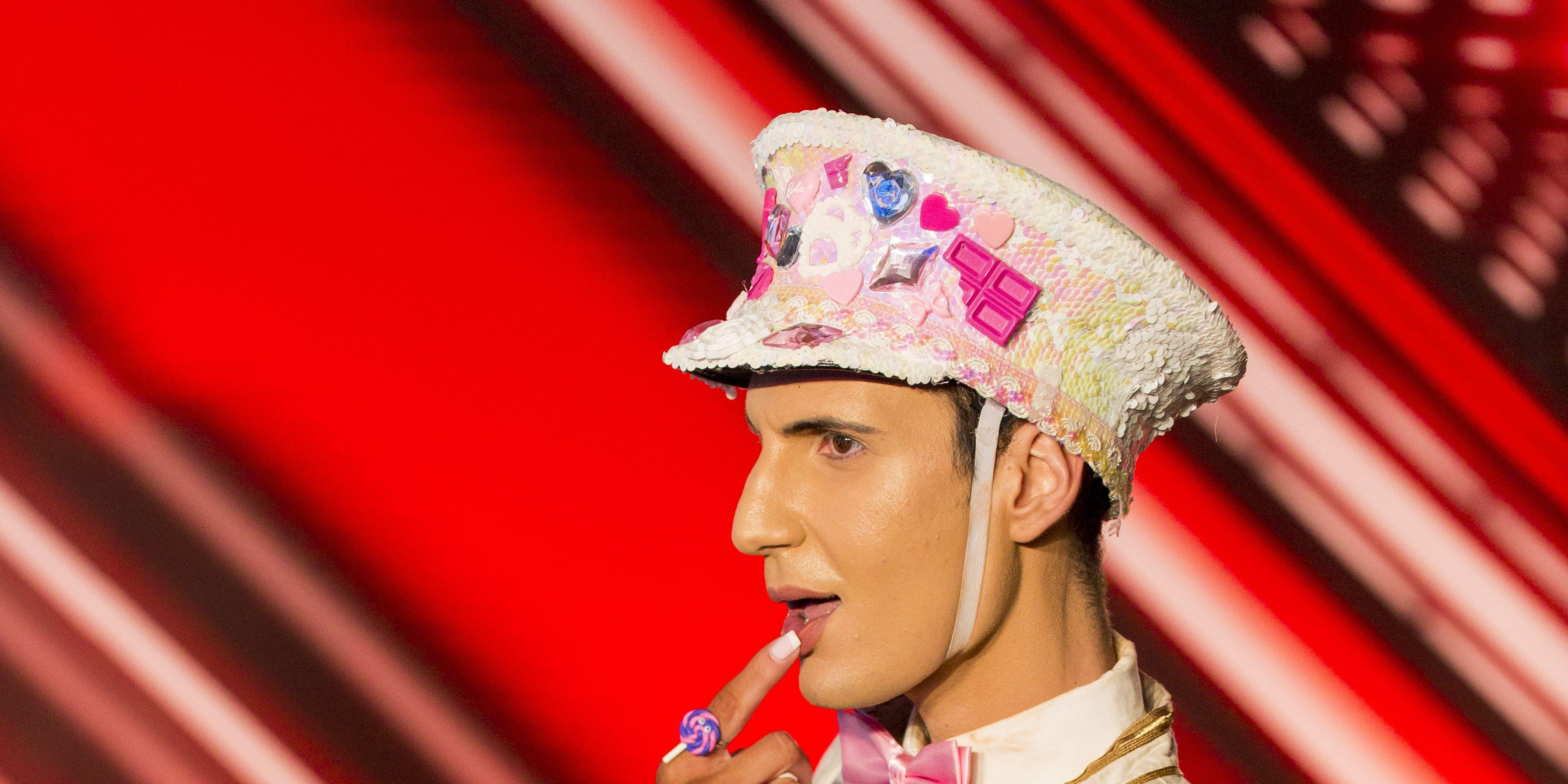 Ottavio on The X Factor
