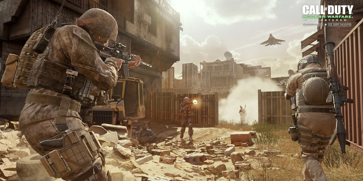 Call Of Duty 4 Modern Warfare Remastered Preview Back To