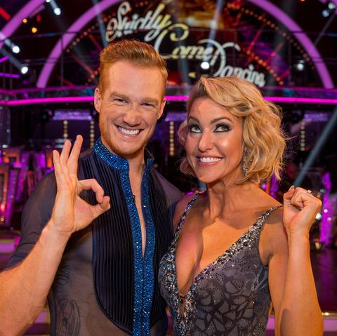 Strictly Come Dancing's Natalie Lowe gives birth to her first child