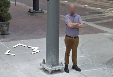 14 weird and hilarious things you can find on Google Street View
