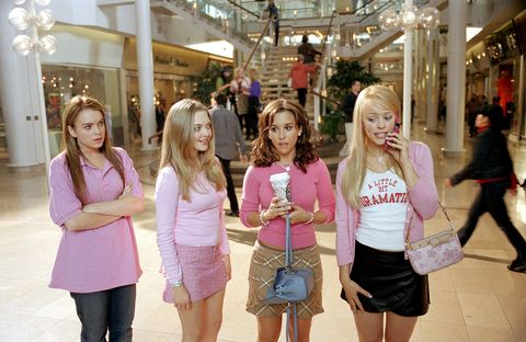 Mean Girls is actually a sinister fairytale about an evil, life-stealing double