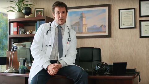 TV's greatest doctors from Grey's Anatomy, Scrubs, House and