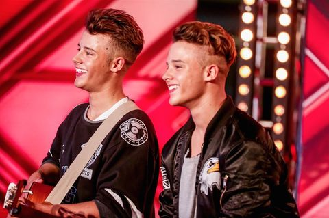 The X Factor 2016: Will The Brooks' brilliant audition put