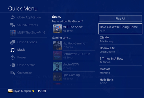 PS4 4 0 update has landed - hold fast your jaws