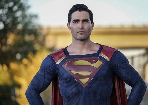 Superman TV spin-off starring Tyler Hoechlin HAS been discussed