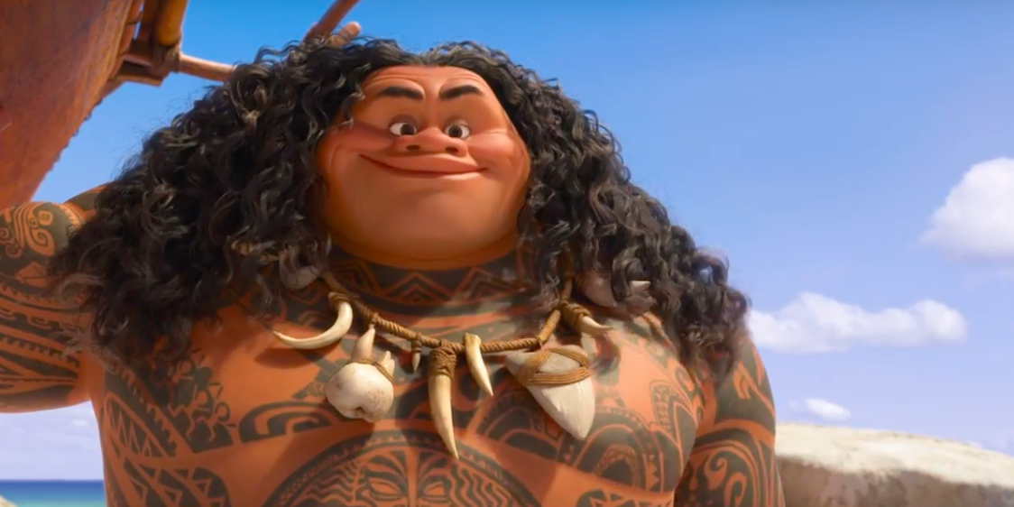 Dwayne Johnson reprises Moana role for hand-washing video