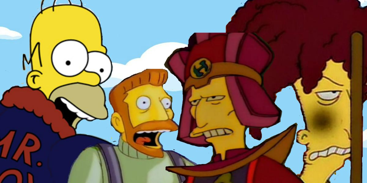 The 29 All Time Greatest Simpsons Episodes Ever In Order Of Hilaritude