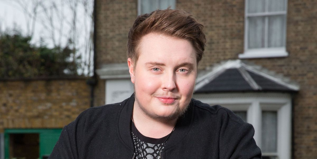 EastEnders star Riley Carter Millington reveals weight loss
