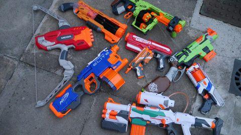 best nerf gun which nerf blaster should i buy to be a foam dart
