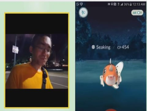 Pokémon Go streamer mugged live on Twitch