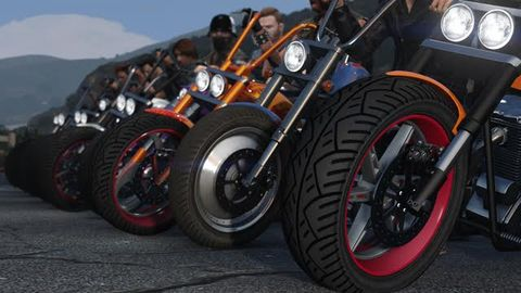 Bikers gangs coming to GTA 5, sounds wheelie fun
