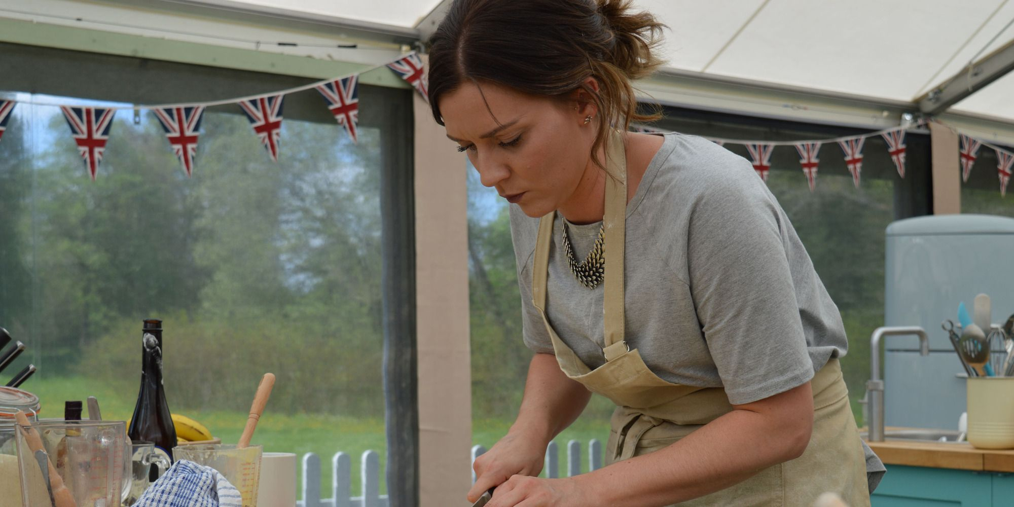 The Great British Bake Off Pastry Week: Candice Brown