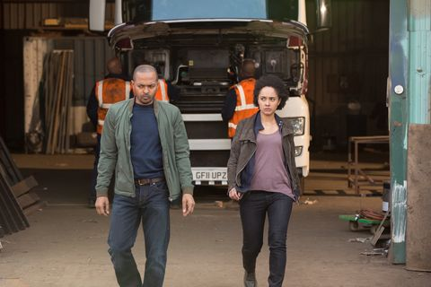 Watch a tense new trailer for the penultimate episode ITV's