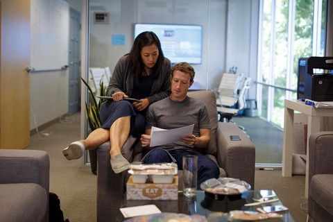 Mark Zuckerberg and wife Priscilla Chan aim to cure ALL