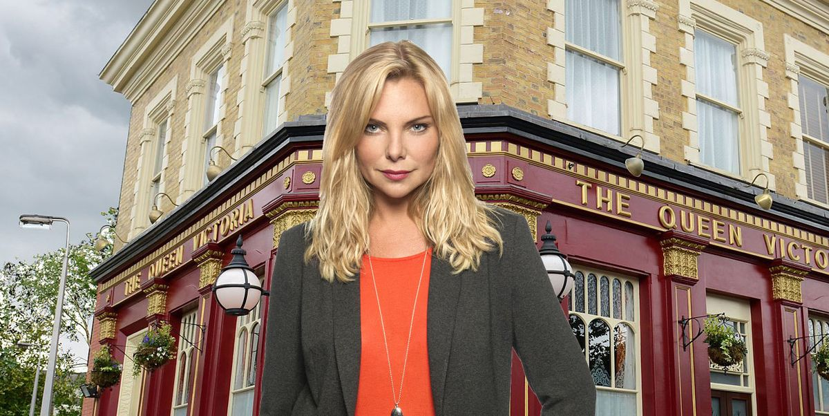 EastEnders' Samantha Womack discusses possible return for Ronnie Mitchell